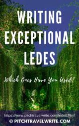 writing exceptional ledes