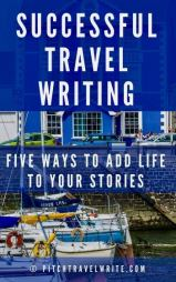 successful travel writing link