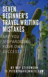 travel writing mistakes link