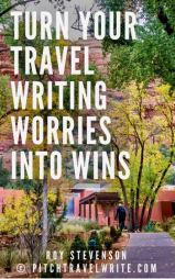 best travel writing advice link