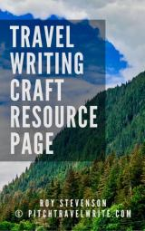 your travel writing craft resource page