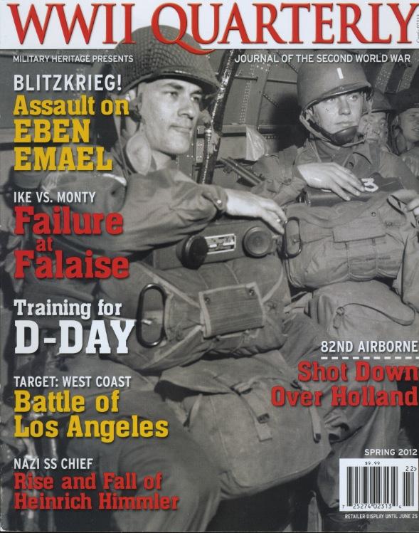 WW2 Quarterly Cover