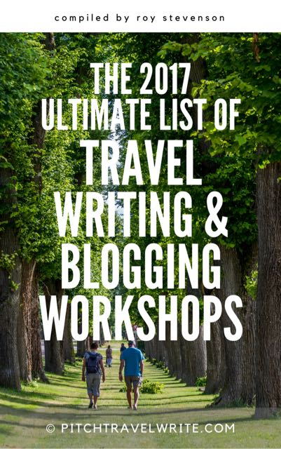 Travel Writing for Fun and Profit | Top Classes by Travel ...