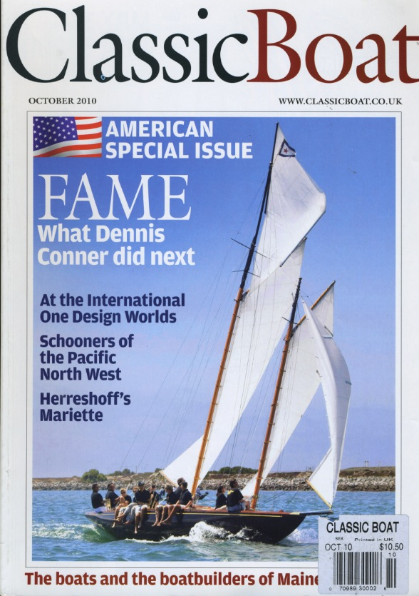 travel stories can be published in Classic Boat magazine