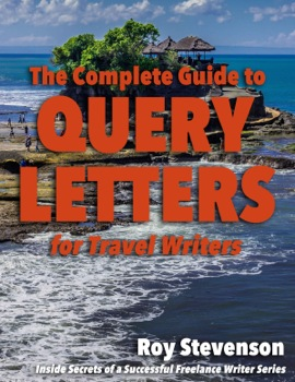 query letters for travel writers book