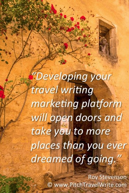 travel writing secrets to success have little to do with writing skills