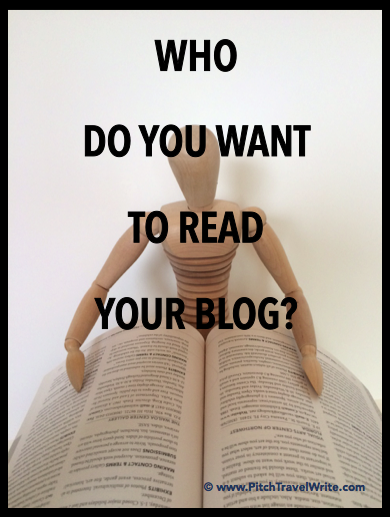 consider your audience when writing a blog
