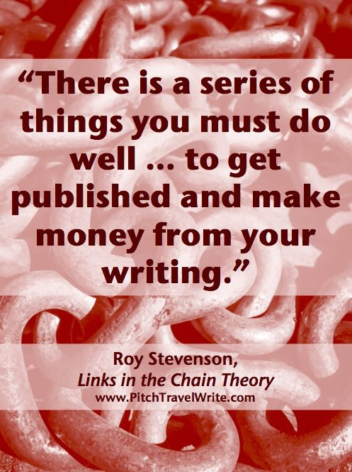 things to do to get published quote