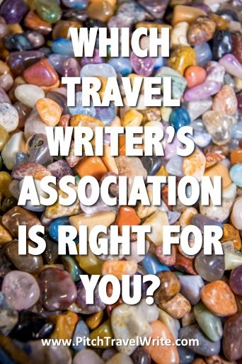 which travel writers association is right for you?