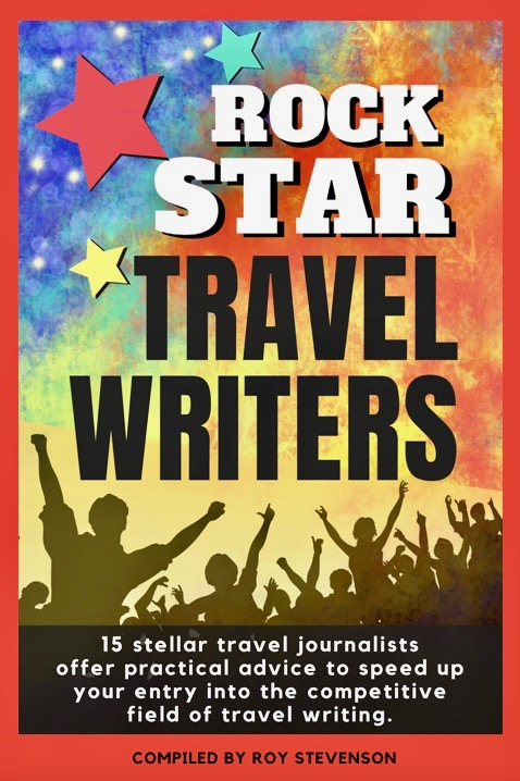 Rock Star Travel Writers eBook cover and pricing