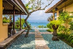 villa at Four Season's Jimbaran