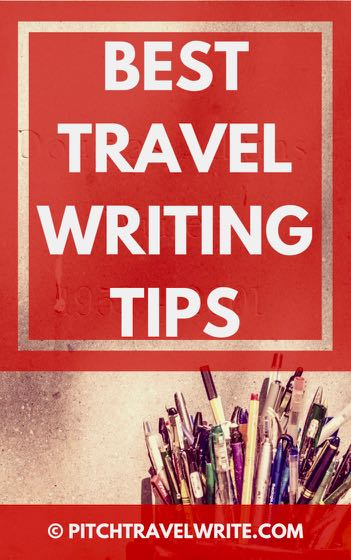 best travel writing tips link