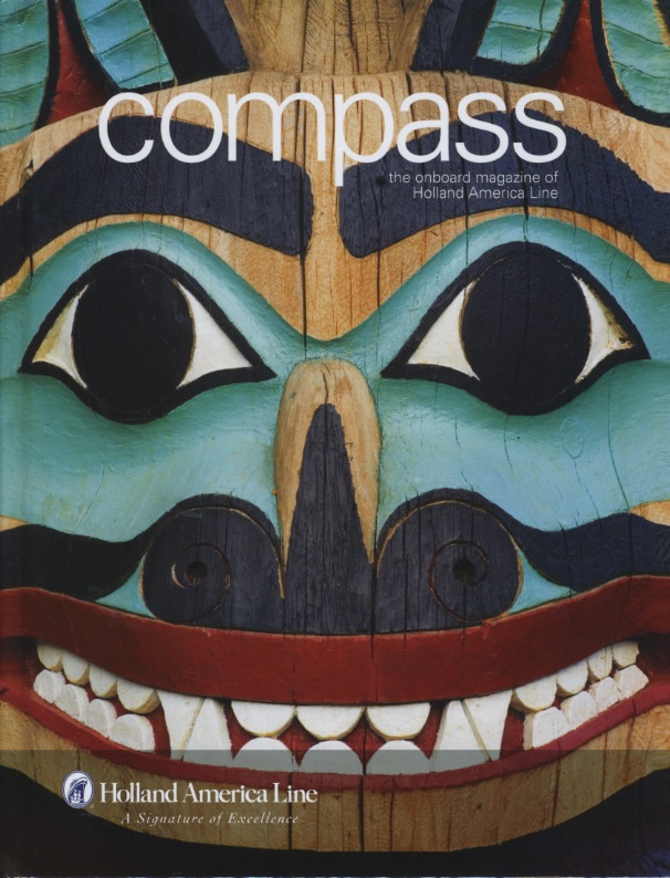 Compass Onboard magazine