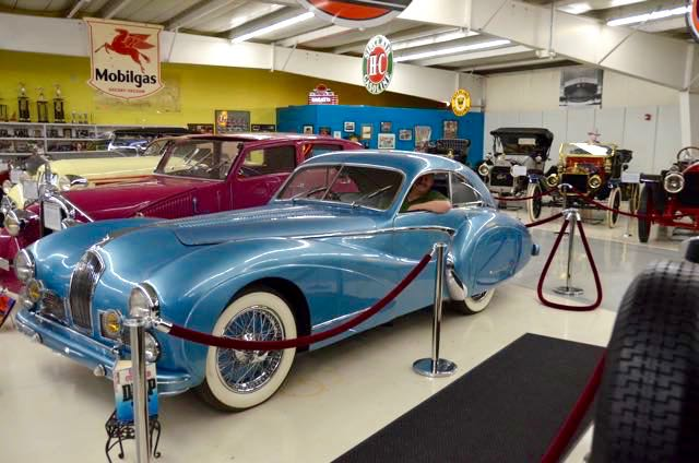 press trip to the Cussler museum in Colorado