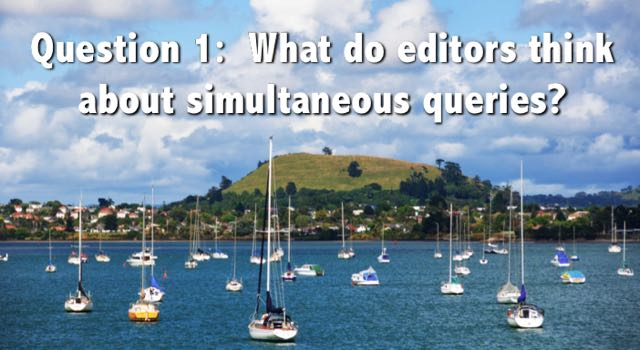what do editors think of simultaneous queries