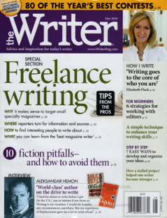 How can I do free lance writing for a magazine/newspaper?