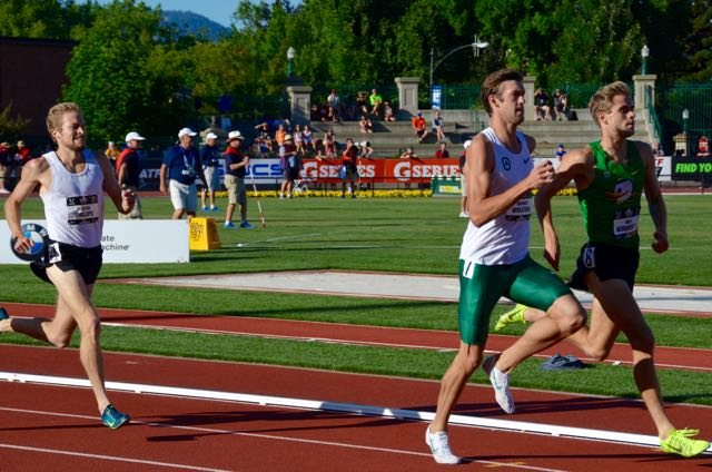 I love track & field events and went of 2 press trips to Eugene Oregon in 2015.