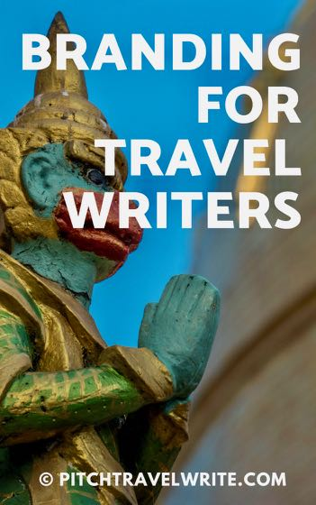 branding for travel writers