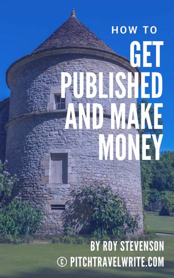how to get published and make money