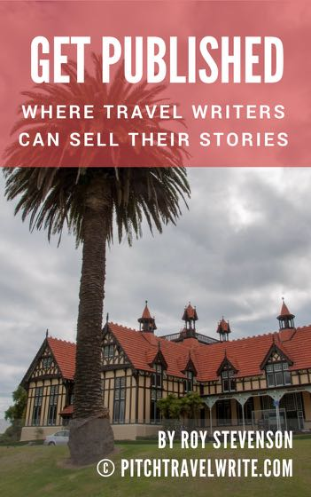 where travel writers can get published