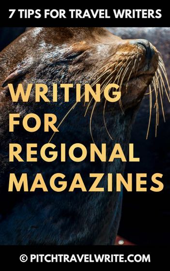 writing for regional magazines advice