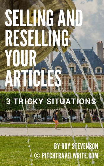 reselling your articles
