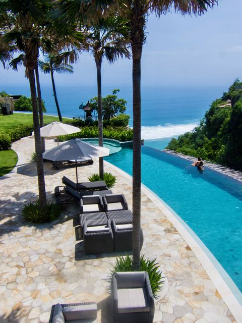 Semara Uluwatu Resort in Bali, Indonesia.