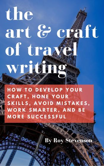 The art craft of travel writing for How to write a craft book