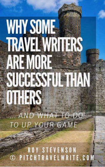 successful travel writers link