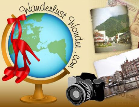 Jan Ross' travel blog, Wanderlust Wonder