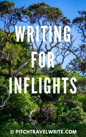 writing for inflights link to article