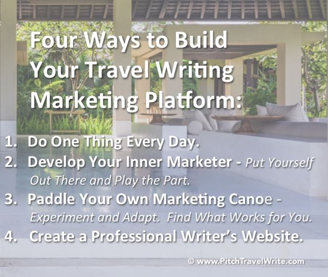 four ways to build your marketing platform