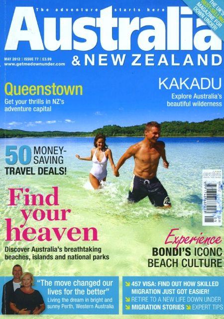 Australia NZ magazine