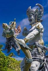 statue in Bali Indonesia