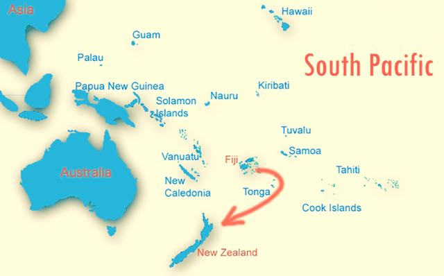 roy stevenson was born in Fiji