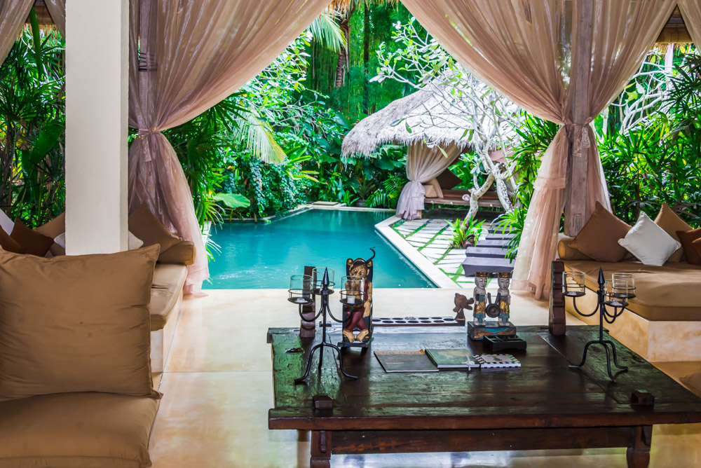 Villa Mathis in Bali, Indonesia