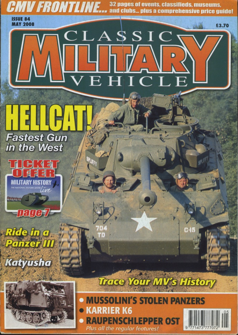 Classic Military Vehicle cover