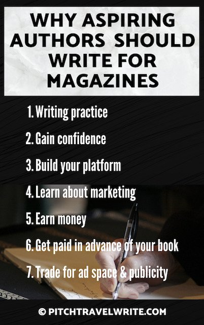 freelance writing and the seven reasons aspiring writers should do it