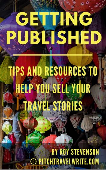 tips and resources for getting published for travel writers