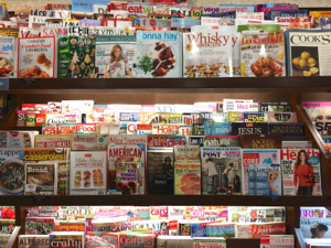 get published in magazines