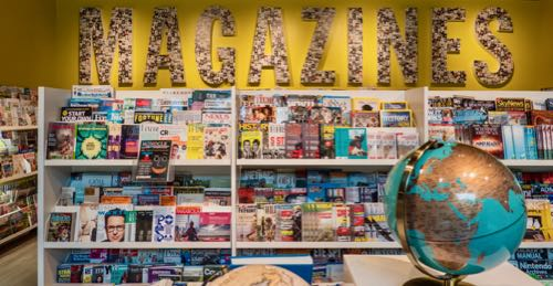 you can get published in a wide variety of magazines
