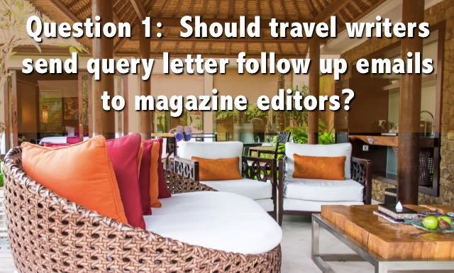 these query letter tips are for follow-up with editors and tracking queries