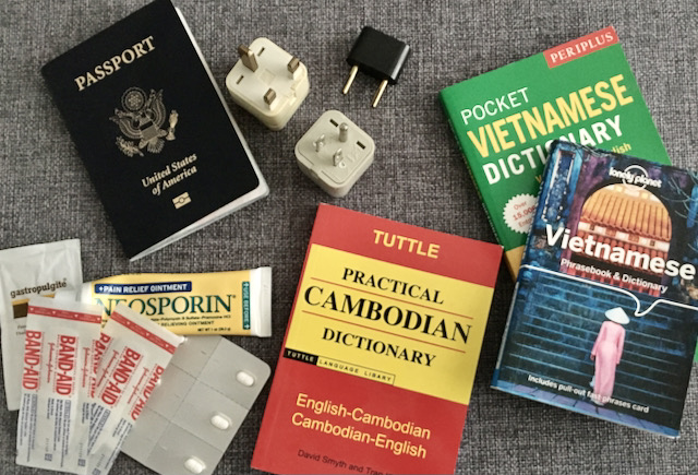 international assignments require some additional accessories when you travel