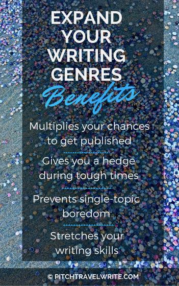 expanded writing genres benefits